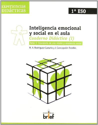 9788495895707: Inteligencia emocional y social. Cuaderno 1 (Experiencias didácticas)