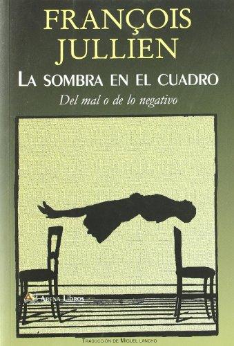 9788495897701: La sombra en el cuadro. Del mal o de lo negativo (Tr. Miguel Lancho) (R) (2009)