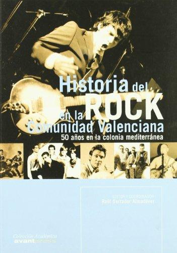 9788495898029: HA.DEL ROCK EN LA COMUNIDAD VALENCIANA