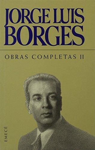 9788495908193: Obras Completas II (Spanish Edition)
