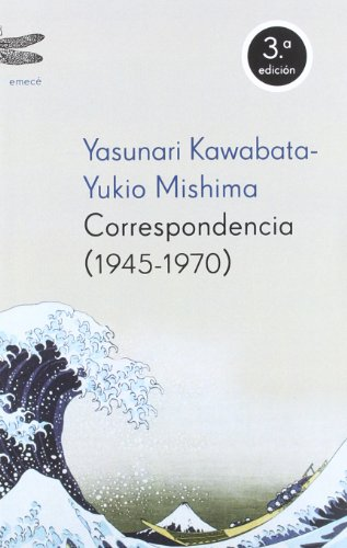 9788495908759: Correspondencia Mishima-Kawabata
