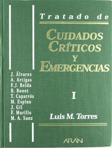 9788495913029: TRATADO DE CUIDADOS CRITICOS Y EMERGENCIAS 2 VOLS.