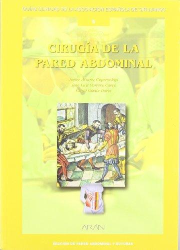 Cirugía de la pared abdominal: Javier Álvarez Caperochipi/José