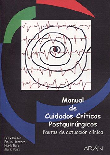 9788495913791: Manual de Cuidados Criticos Postquirurgicos (Spanish Edition)