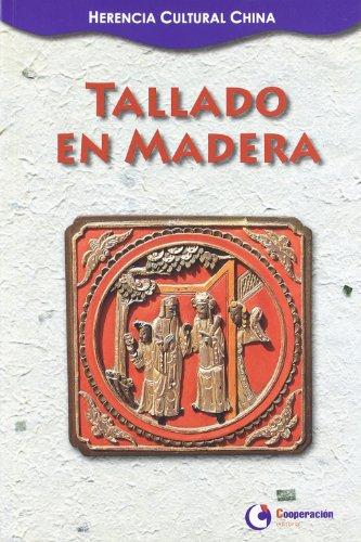 9788495920386: Tallado en madera / Wood Carving (Spanish Edition)