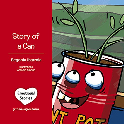 9788495923653: Story of a can (Emotional Stories)