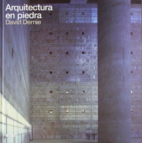 9788495939487: Arquitectura En Piedra (Spanish Edition)