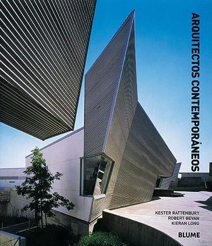 9788495939883: Arquitectos contemporáneos