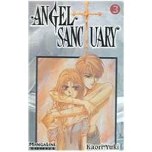 9788495941145: Angel Sanctuary 3