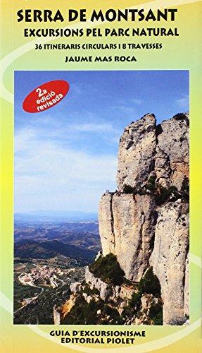 9788495945235: Serra De Montsant - Escursions Pel Parc Natural
