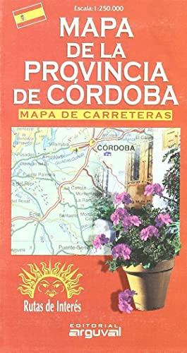 9788495948298: Mapa de La Provincia de Córdoba (MAPAS DE CARRETERAS)