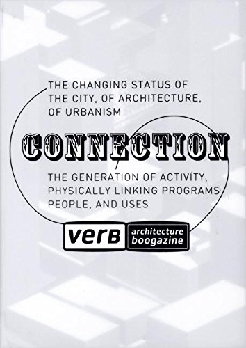 9788495951069: Verb Connection (Architecture Boogazine) (Architecture Boogazine S.)