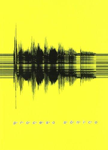 9788495951113: Proceso Sónico (MUSEU D'ART CONTEMPORANI DE BARCELO)