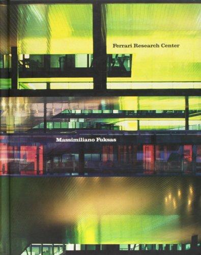 9788495951960: Ferrari Research Center: Massimiliano Fuksas