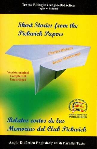 Relatos Cortos De Las Memorias Del Club: C. Dickens, Nathaniel