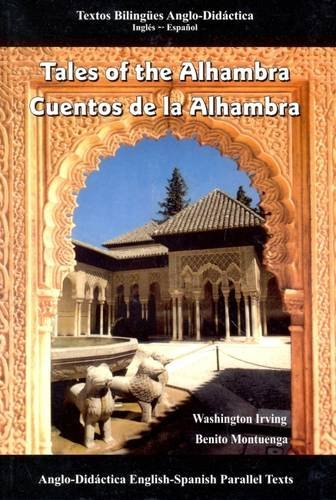 9788495959225: Cuentos de la Alhambra/ Tales Of The Alhambra (Spanish and English Edition)