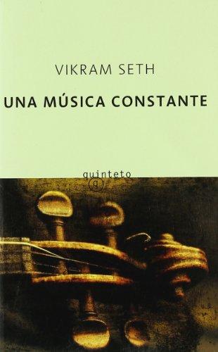 9788495971043: Una música constante (Quinteto Bolsillo)