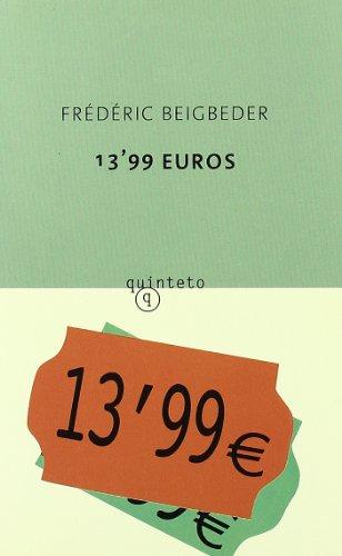 9788495971111: 13,99 euros (Quinteto Bolsillo)