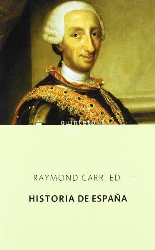 9788495971531: Historia de España (Quinteto Bolsillo)