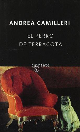 9788495971692: El perro de terracota (Quinteto Bolsillo)