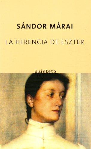 9788495971708: La herencia de Eszter