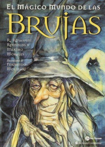 9788495973085: Magico mundo de las brujas, el