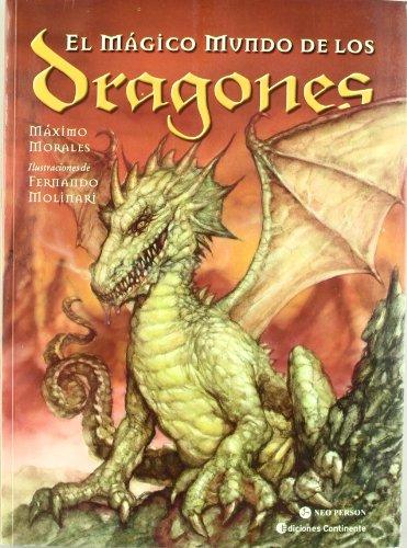 9788495973283: El magico mundo de los dragones