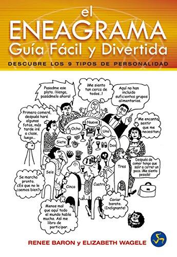9788495973474: Eneagrama, guia facil y divertida/ Enneagram, Fun and Easy Guide (Spanish Edition)