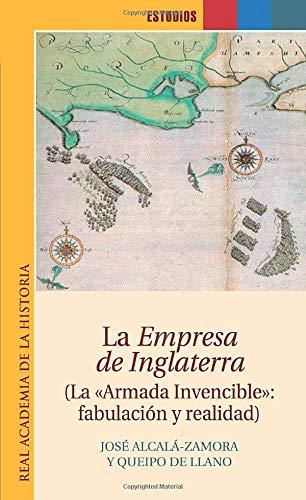 9788495983374: La Empresa De Inglaterra (Estudios.)