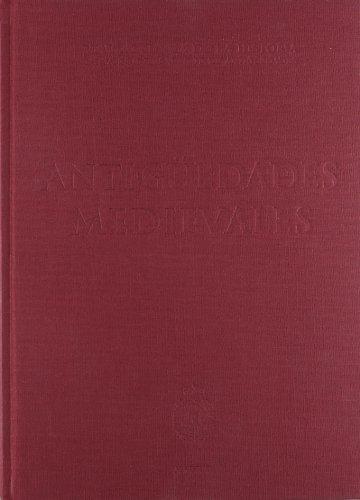 9788495983763: Antigüedades Medievales. (Catálogos. I. Antigüedades.)
