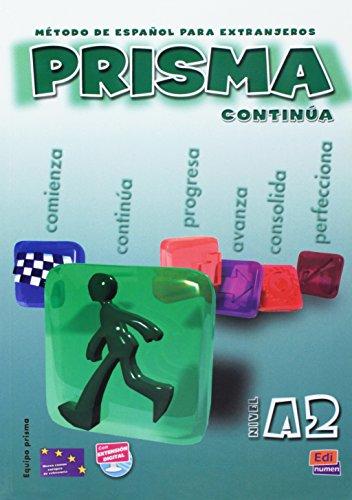 9788495986146: Prisma. Nivel A2. Continua. Libro del alumno. Per le Scuole superiori (Vol. 2): Continua - libro del alumno (A2)