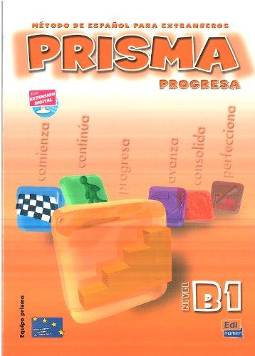 Prisma, método de español para extranjeros, nivel: Gelabert Navarro, María