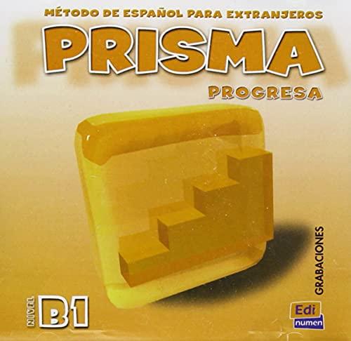 Prisma B1 Progresa - CD: Ruth Vázquez Fernández; Marisol Rollán de Cabo; María Ruiz de Gauna Moreno...