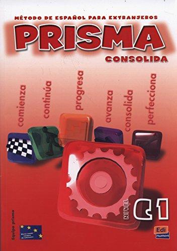 Prisma consolida C1: Ruth Vázquez Fernández;