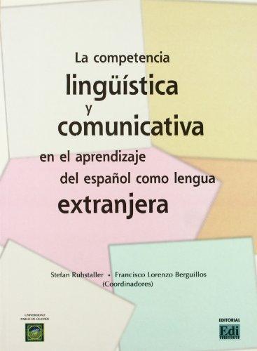 9788495986290: Competencia lingüística y comunicativa (Memorias y actas)