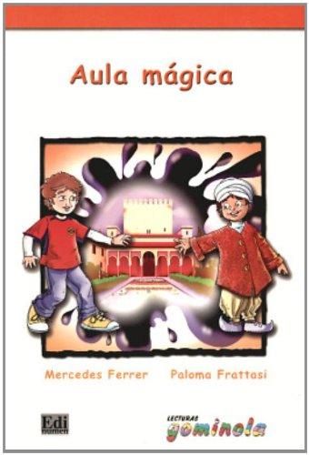 Aula Magica (LECTURAS NINOS Y ADOLESCENTES) (Spanish: COLLECTIF
