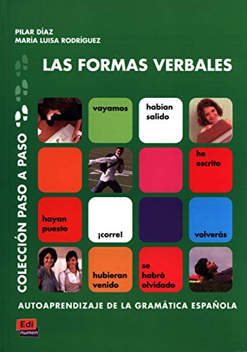 9788495986368: Las formas verbales / Verbal Forms (Paso a Paso / Step-By-Step) (Spanish Edition)