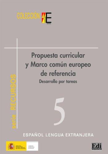 9788495986405: Propuesta Curricular Marco Comun Europeo