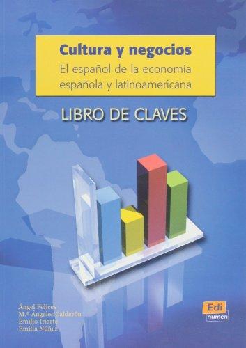 9788495986412: Cultura y Negocios - Libro de claves