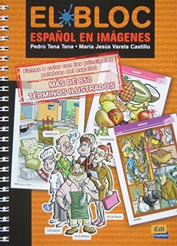 9788495986801: El Bloc. Español en imágenes (Spanish Edition)