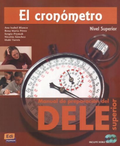 El cronometro/ The Timer: Nivel Superior (Spanish Edition): Not Available (NA)
