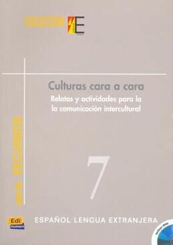 9788495986856: Culturas cara a cara (Estudios y recursos)