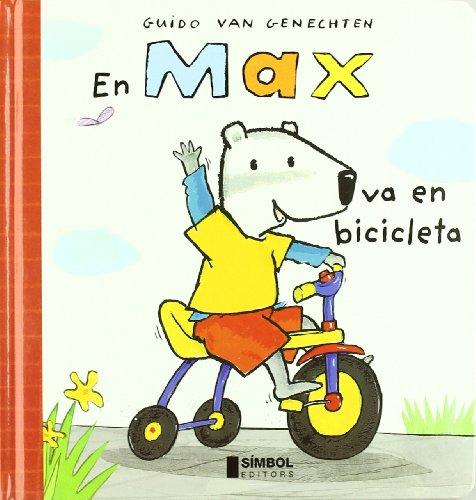 9788495987464: En Max va en bicicleta (Simbolet)