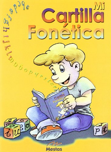 9788495994639: Cartilla fonetica, educacion infantil (Aprende a Escribir / Learn to Write) - 9788495994639