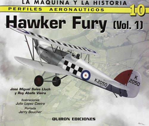 Hawker Fury. Vol.1: Sales Lluch, José