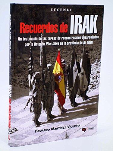 9788496016477: recuerdos_de_irak