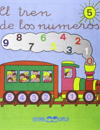 9788496030053: Tren De Los Numeros 5 (Tren De Los Numeros, El)
