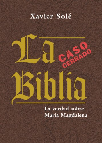 9788496036888: La Biblia, Caso Cerrado