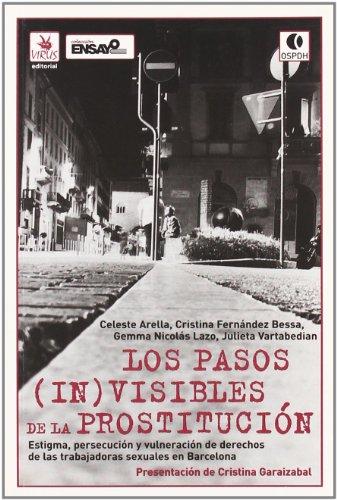 9788496044821: PASOS (IN) VISIBLES PROSTITUCION