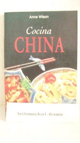 Cocina China (Spanish Edition): Wilson, Anne